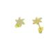 Asitantakı 14 Ayar Altın Yıldız Küpe Astnalt57