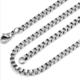 Chavin Gri 2 Mm. 75 Cm. Uzun Erkek Çelik Zincir Dn76