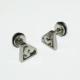 Cadının Dükkanı 316 L Cerrahi Çelik Süpermen Kulak Piercing K548556