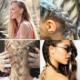 Wildlebend Saç Piercingi - Saç Yüzüğü - Gold (2017)