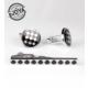 Ejoya Kravat İğnesi Kol Düğmesi Takım Tk905