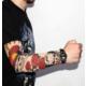 Modaroma Skull Germany Giyilebilir Dövme d12