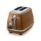 Delonghi CTOV2003.BW Icona Vintage Serisi Ekmek Kızartma Makinesi