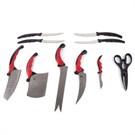 Hiper 10 Parça Paslanmaz Çelik Bıçak Seti