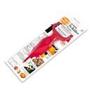 Börner Peeler 5 Fonksiyonlu Soyucu Düz Bıçak, Kırmızı