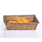 Cosıness Rattan Dikdortgen Ekmek Sepeti - Small