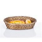 Cosıness Rattan Oval Ekmek Sepeti - Small