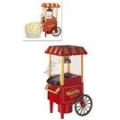 Bluezen Nostaljik Mısır Patlatma Makinesi Popcorn Maker