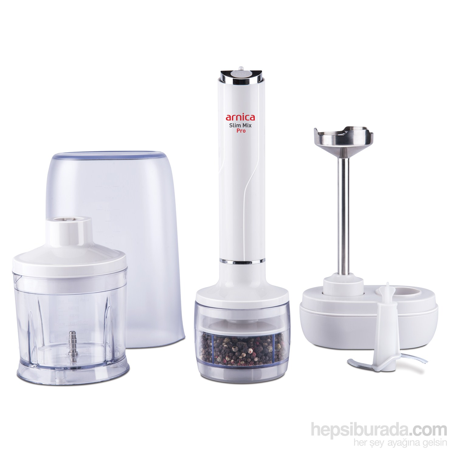Arnica Slim Mix Pro El Blender Seti