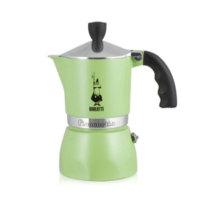 Moka Pot Yeşil 1 Cup
