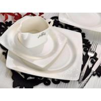 Kütahya Porselen Aliza Bone 65110 Desen 83 Parça Yemek Takımı