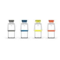 İkram Dünyası ZestGlass Paşabahçe Özel Tasarım Süt Şişesi