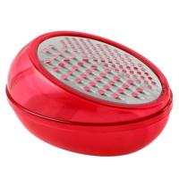 Freecook Oval Rende Kırmızı