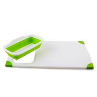 Gondol Körüklü Lavabo Üstü Süzgeçli Kesecek Yeşil
