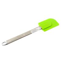 Gondol Metal Saplı Silikon Spatula Yeşil