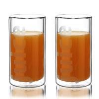 """İnterni Çift Cidarlı """"Juice"""" Meşrubat Bardağı 2 li"""