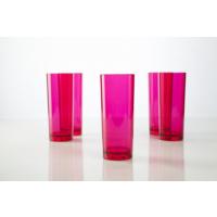 Plabar Kırılmaz Long Drink Pembe 12 li
