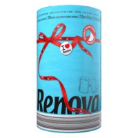 Renova Jumbo Paket Kağıt Havlu Pap Towel Red Label 1rlx20 - Mavi