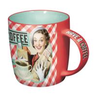 Nostalgic Art Have A Coffee Kupa