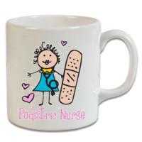 XukX Kupa Pediatri Hemşiresi Kupa