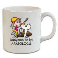 XukX Kupa Dünyanın En İyi Arkeoloğu Kupa