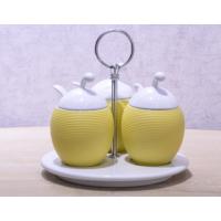 Vitale Mutfak Sarı Masa Baharatlık