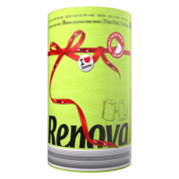Renova Jumbo Paket Kağıt Havlu Pap Towel Red Label 1rlx20 - Yeşil