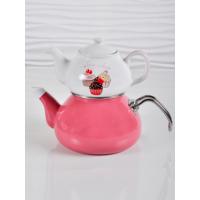 Keramika Pink Cake Çaydanlık Seti