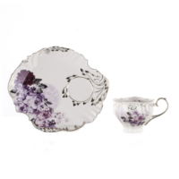 Marianna Royal İkram Tabaklı Çay Fincanı