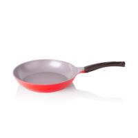 Biev Cheftopf Kırmızı 26 cm Tava