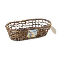 Kanca Ev Oval Ekmek- Meyve Sepeti- Kumsalda Şarap Keyfi Küçük