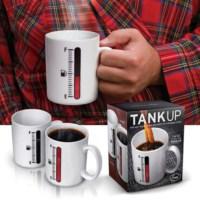 BuldumBuldum Tank Up Mug - Benzin Göstergeli Kupa Bardak