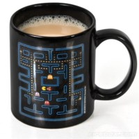 BuldumBuldum Pac Man Heat Changing Mug - Pac Man Sihirli Kupa