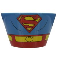 Half Moon Bay Superman Logo Seramik Kase