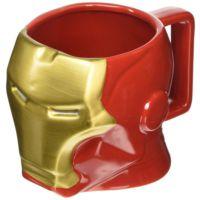 Zeon Zeon Iron Man 3 Boyutlu Kupa Bardak