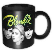 Rock Off Blondie Eat to the Beat Logo Kupa Bardak
