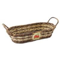 Kanca Ev Oval Yayvan Ekmek Meyve Küçük
