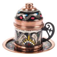 In my Erzincan İşi El Yapımı Kahve Fincanı