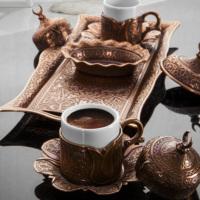 Sena Lalezar Kahve Takımı İki Kişilik H 15