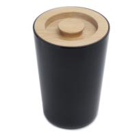 JosephJoseph Melamine Storage Container Black / Melamin Kavanoz