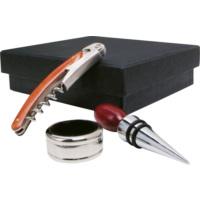 Pf Concept 11201400 3Lü Şarap Seti Siyah
