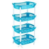 Elif Plastik Plastik Oval Sebzelik Mavi