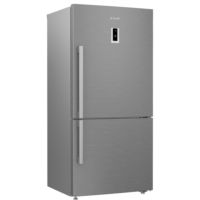 Arçelik 2483 CESY A+ 630 Lt Kombi Tipi Inox NoFrost Buzdolabı