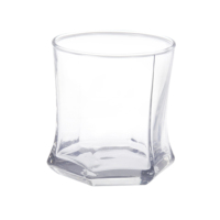 Cutechef Kitchen 6'Lı Cam Su Bardağı 230 Ml