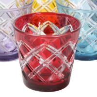 6lı Renkli Shot Bardağı