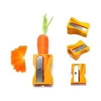 Toptancı Kapında Kalemtraş Havuç Soyacağı Carrot Sharpener