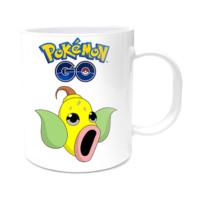 Pokemon Tasarımlı Kupa Bardak Weepinbell