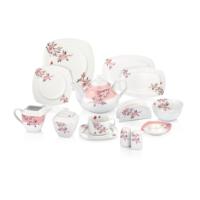 Pierre Cardin 43 Parça Cherry Blossom Kahvaltı Seti
