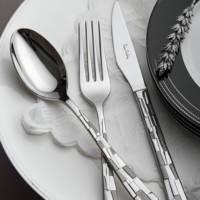 Pierre Cardin Adela 89 Parça Çelik Çatal Bıçak Seti