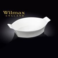 Wilmax Oval Fırın Kabı, 22*14Cm.